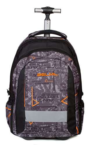 Belmil Rucksack Trolley Crazy Urban