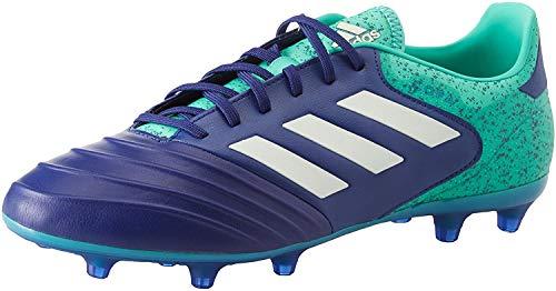 Adidas Copa 18.2 FG, Botas de fútbol Hombre, Azul (Tinuni/Aerver/Vealre 000), 41 1/3 EU