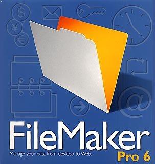 FileMaker Pro 6 Macintosh版