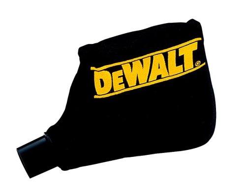 Dewalt DE7053-QZ DE7053-QZ-Bolsa de serrín para D27112/ D27111 / 718 / 716E / 716/712, 0 W, 0 V, Arándano, Extra Grande