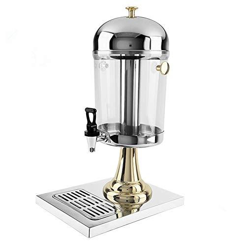 Dispensadores de agua fría y fuentes Profesional de hielo y se calienta bebida de zumo de máquina de leche de té Barril Bebida fría máquina, acero inoxidable Dispensador de bebidas Chillers y fuentes