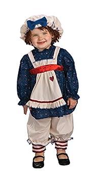 Yarn Babies Ragamuffin Dolly Costume Small