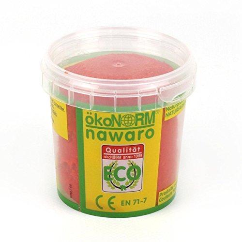 ökoNORM nawaro Softknete ORANGE | 150g extra weiche auswaschbare Knete