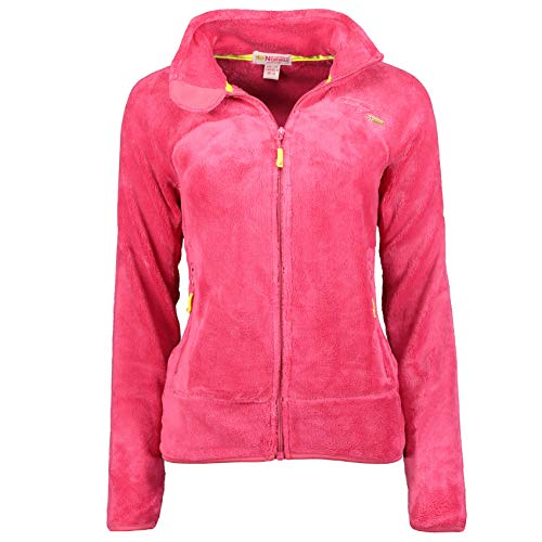 Geographical Norway Upaline Damen-Fleecejacke M Powder Pink