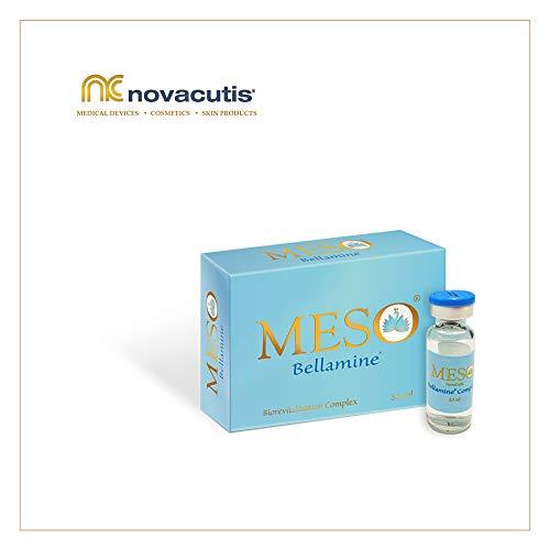 MESO Bellamine: Hyaluronsäure Ampulle (1,5%) für Mesotherapie & Microneedling-Behandlungen (1x 3,5 ml)