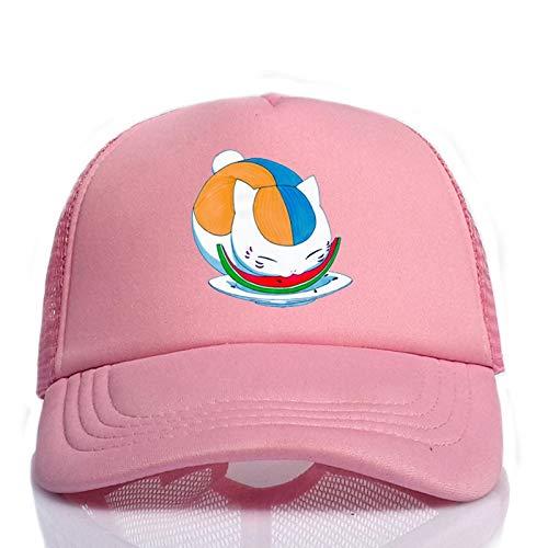 LAOGOU Cappello Anime Tennis Colore Berretto da Baseball Mesh cap Parasole Regolabile Ricamato Cappello Tela Lattacco dei Giganti: Wings of Liberty Traspirante