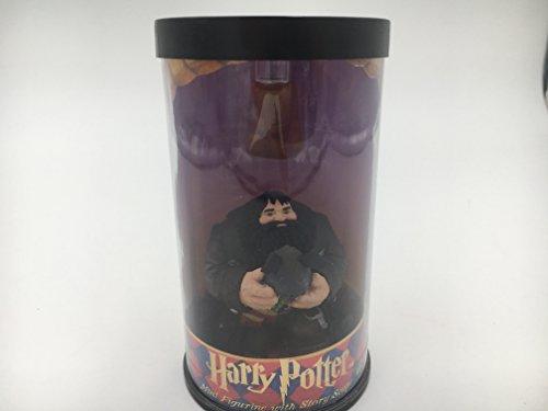 Harry Potter - Rubeus Hagrid Mini Figurine with Story Scope