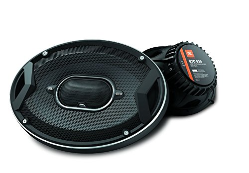 "JBL GTO939 GTO Series 6x9"" 300W 3 Way Black Car"