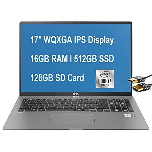 Compare LG Gram 17 vs other laptops