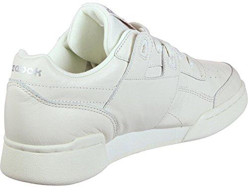 Reebok Damen Sneakers Workout Plus Women Silber (12) 40