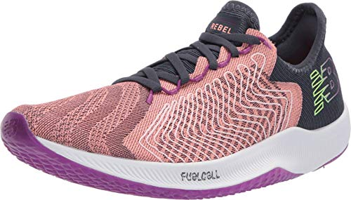 New Balance FuelCell Rebel Ginger Pink/White 6