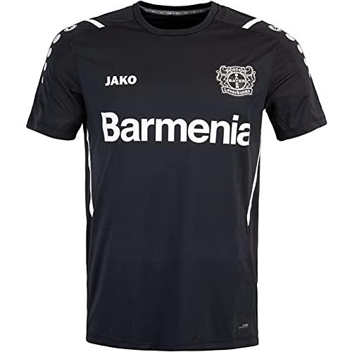 JAKO Bayer 04 Leverkusen Training Trikot (XXL, Black/White)