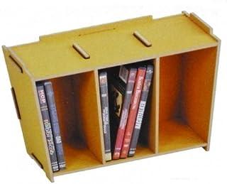 Werkhaus Caja de Almacenamiento para DVD