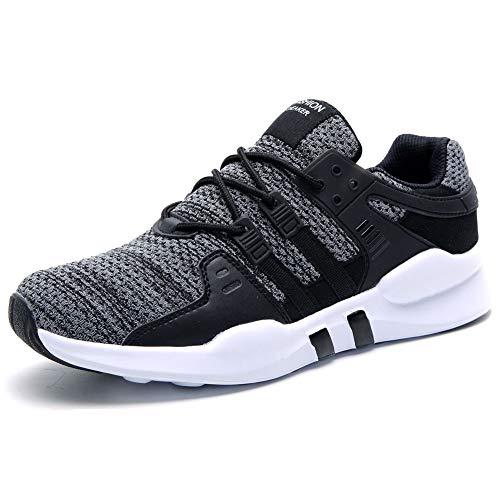 Uomo Scarpe Running Sportive Scarpe Corsa Sneakers Fitness Interior Casual all'Aperto