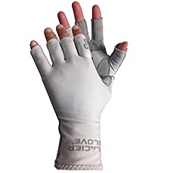 Glacier Glove Islamorada Sun Gloves - Best Fishing Gloves