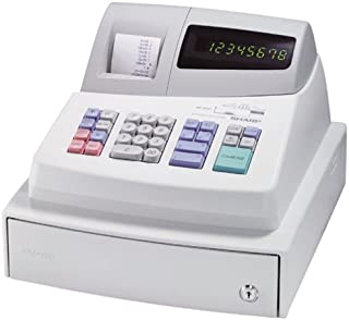 Sharp XE-A101 High Contrast LED Cash Register