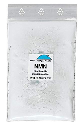 NMN puro por paquete: 16 g de polvo puro