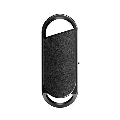 Draagbare digitale voice recorder, draagbare sleutelhanger mini afstandsbediening met afstandsbediening HD-ruisonderdrukking lange stand-by eenvoudig te gebruiken