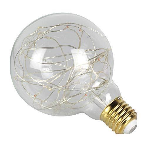 Gloeilampen Koperen Lamp G95 Kleur Knippert niet Decoratieve Lamp 220 V Edison Lamp E27 RGB Kleur Decoratieve Lichten