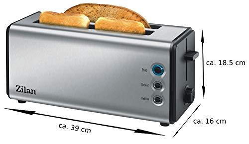 Toaster-Langschlitz