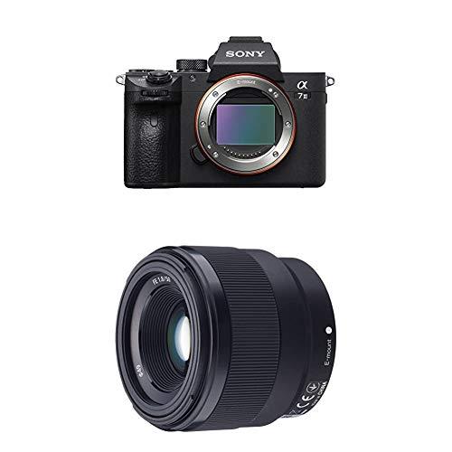 ソニー ミラーレス一眼 α7 III ボディ ILCE-7M3ソニー デジタル一眼カメラα[Eマウント]用レンズ SEL50F18F (FE 50mm F1.8)