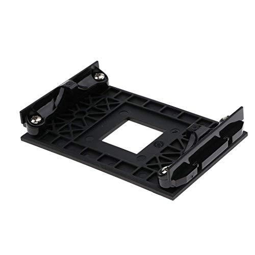 CPU-Sockel Halterung für Kühler/Kühler / Kühler für AMD AM2 AM4 AM3, Schwarz