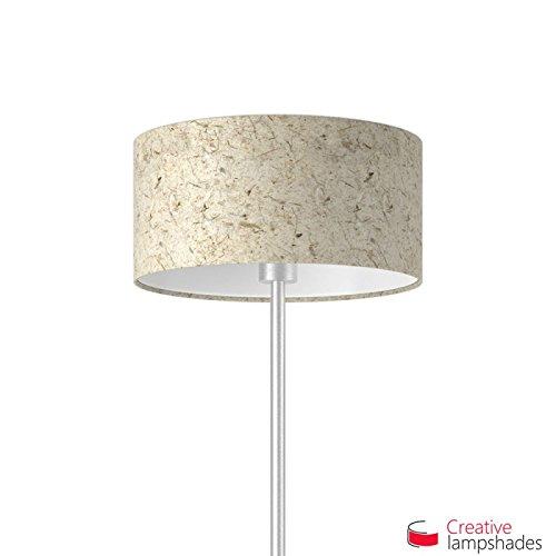Creative lampshades lampenkap cilinder bananenpapier Amerikaans F10 Durchmesser 35cm - H. 22cm