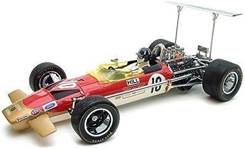 punto de venta barato 1968 EXOTO Lotus Type 49B, World World World Champion, Second, 1968 U.S. Grand Prix, Driven by Graham Hill by Exoto  presentando toda la última moda de la calle