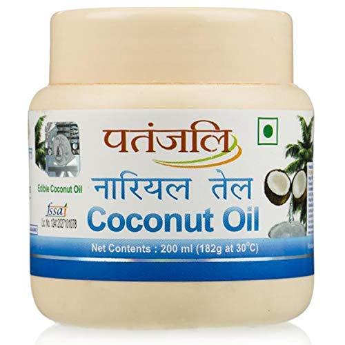 Patanjali. Coconut Oil (200ml)