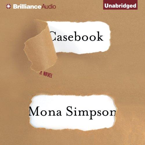 Casebook audiobook cover art