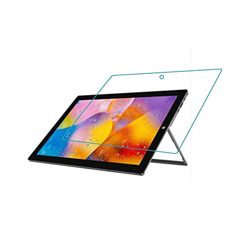 Compatible with CHUWI UBook 11.6' Tempered Glass Film Screen Protector Clear with [9H Hardness] [ Anti-Scratch ] [No-Bubble]
