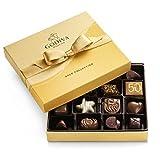 GODIVA Chocolatier Chocolate Gold Gift Box, Assorted, 19 Count by AmazonUs/GODMS