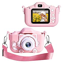 Selfie Video Play Games Mini Child Camcorder