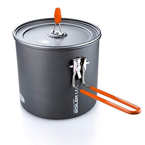 GSI Outdoors Halulite Boiler Cooking Pot, 1.1-Liter