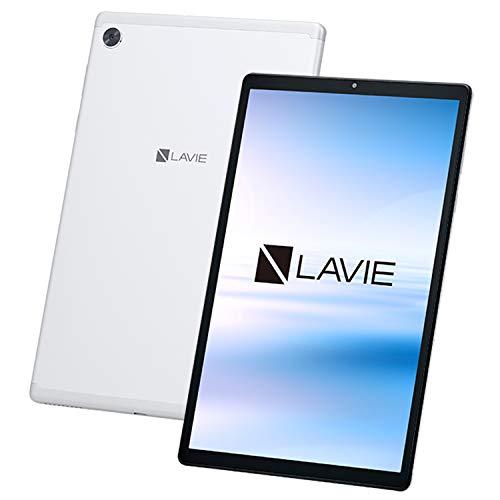NEC LAVIE Tablet E 10.3インチ (Android9.0 MediaTek Helio P22T 4GBメモリ 64GB IPS液晶(WUXGA) シルバー 1年保証) YZ-TAB10F01