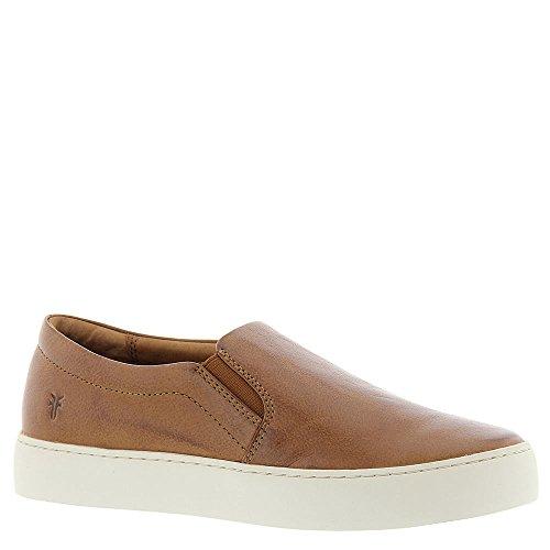 FRYE Women's Lena Slip On Shoes Cognac 8 M