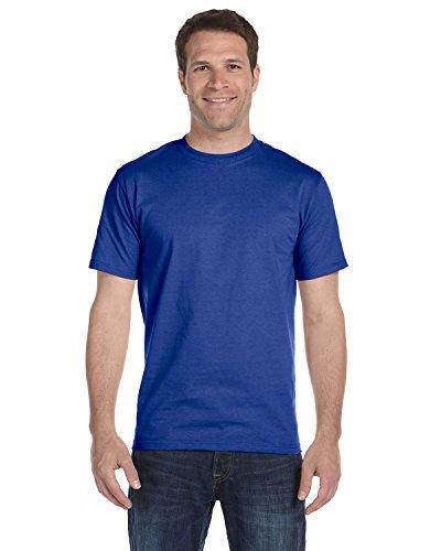 Hanes Men's Beefy-T Tall T-Shirt_Deep Royal_LT