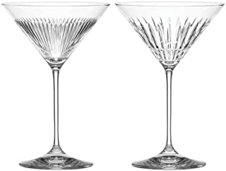 Reed & Barton, Thomas O'Brien New Vintage Martini Glasses s/2 873529