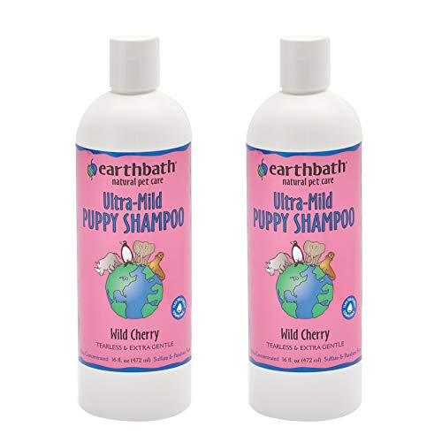 Earthbath Ultra Mild puppy shampoo