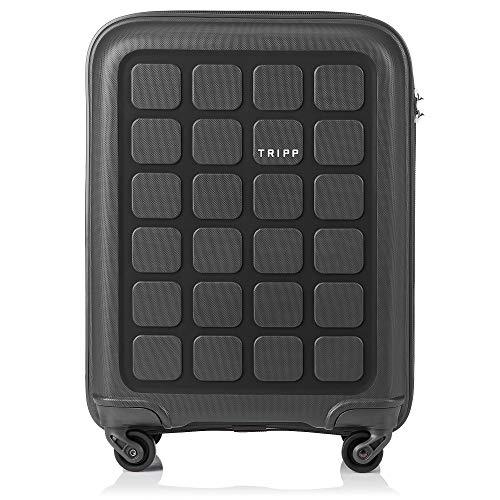 Tripp Slate Holiday 6 Cabin 4 Wheel Suitcase