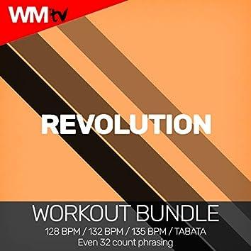 Revolution (Workout Bundle / Even 32 Count Phrasing)