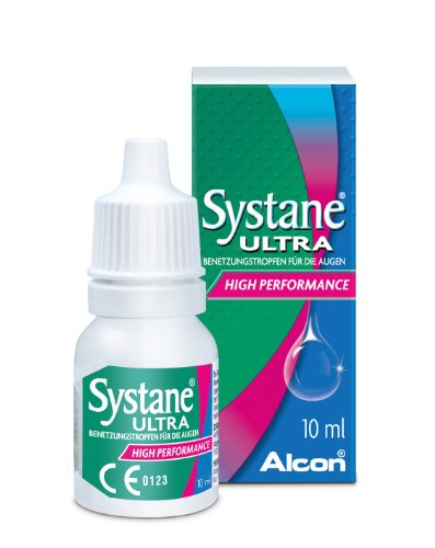 Alcon systane Ultra 10 ml, 1er Pack (1 x 10 ml)