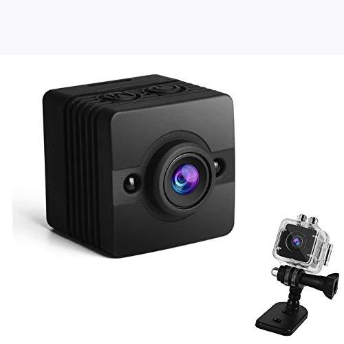 Hiddwn perf camerra Nanny Cam Camera Impermeabile, Spy Camera 1080p infrarossi Visione Notturna Motion Detection Perfetto Indoor segrete Telecamera di Sicurezza per la casa e L\'Ufficio,Black