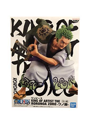Bandai Spirits. ONE Piece Roronoa Zoro Figure King of Artist Wano Kuni Figuren JETZT ERHÄLTLICH!