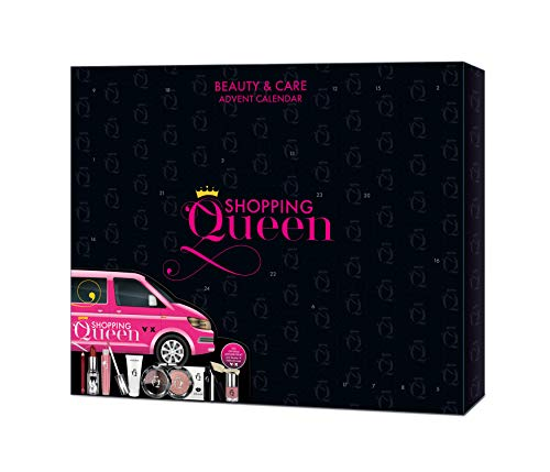 Shopping Queen Beauty and Care Advent Calendar - Der offizielle Kalender für alle Fans der VOX Styling-Doku