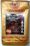 Parwaz - Pasta de Tamarindo con Semillas - Ideal para Preparar Pad Thai - Producto de Thailandia - 400 Gramos