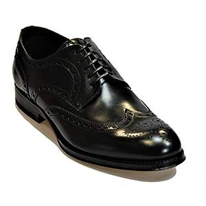 Atelier GUAROTTI Italian Bespoke Shoes Custom named – Derby Belvedere