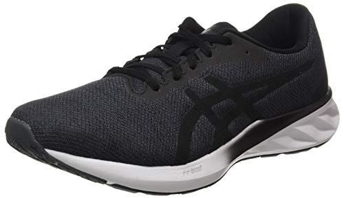ASICS Mens Roadblast Running Shoe, Black/Carrier Grey,43.5 EU