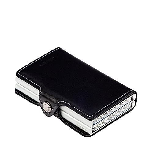 Secrid Carteira Twin Original Black - To-black