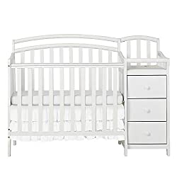 This image shows Dream On Me Casco 3 in 1 that is the best crib with changing table in my review